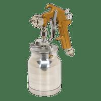 Sealey S775 Spray Gun Suction Feed Siegen Brand 1.7mm Set-Up
