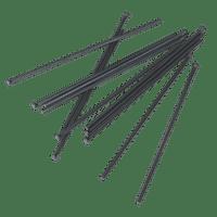 Sealey SA51/16 Needle Set 12pc 3 x 125mm