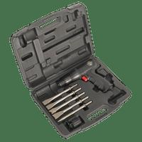 Sealey SA614 Air Hammer Kit Composite Premier - Long Stroke