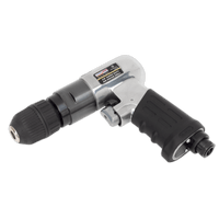 Sealey SA620   Air Pistol Drill ??10mm with Keyless Chuck Composite Premier