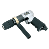 Sealey SA621 Air Drill 13mm with Keyless Chuck Composite Premier