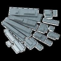 Sealey SAAS1813 Staple 13mm 18SWG Pack of 5000