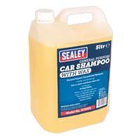Sealey SCS005 Car Shampoo 5ltr