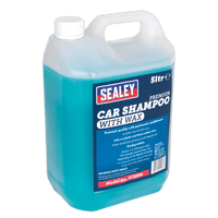 Sealey SCS006 Car Shampoo Premium with Wax 5ltr