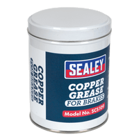Sealey SCS109 Copper Grease 500g Tin