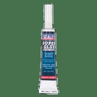 Sealey SCS303S Super Glue Non-Drip Gel 20g