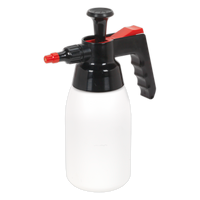 Sealey SCSG04 Premium Pressure Solvent Sprayer with Viton Seals 1ltr