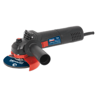 Sealey SGS115   Angle Grinder ??115mm 750W/230V Slim Body