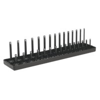 "Sealey SH3815 Socket Holder 3/8""Sq Drive 6-20mm"