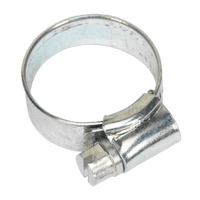 Sealey SHC0 Hose Clip Zinc Plated ??16-22mm Pack of 30