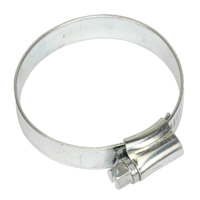 Sealey SHC2A Hose Clip Zinc Plated ??35-51mm Pack of 20