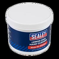 Sealey SHC500 Hand Cleaner 500ml Lemon Zing
