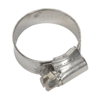 Sealey SHCSS0 Hose Clip Stainless Steel ??16-27mm Pack of 10