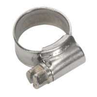 Sealey SHCSS000 Hose Clip Stainless Steel ??10-16mm Pack of 10