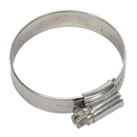 Sealey SHCSS1X Hose Clip Stainless Steel ??35-51mm Pack of 10