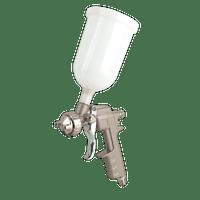 Sealey SSG5 Spray Gun Gravity Feed 2mm Set-Up