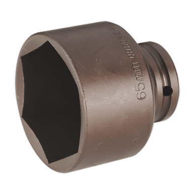 "IS3436 Sealey WallDrive Impact Socket 36mm 3//4/""Square Drive"