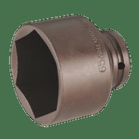 "Sealey SX015 Impact Socket 65mm Thin Wall 3/4""Sq Drive"