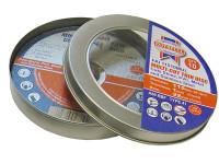 Faithfull FAI11510MUL Multi-Purpose Cutting Discs 115 x 1.0 x 22.23mm (Pack of 10)