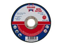 Faithfull FAI1153M Metal Cut Off Disc 115 x 3.2 x 22.23mm