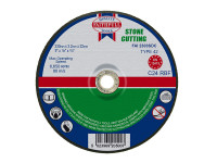 Faithfull FAI2303SDC Depressed Centre Stone Cutting Disc 230 x 3.2 x 22.23mm