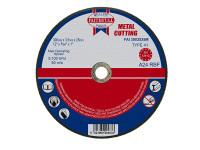 Faithfull FAI3003525M Metal Cut Off Disc 300 x 3.5 x 25.4mm
