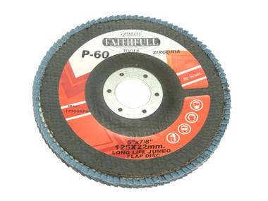Faithfull FAIFD100C Flap Disc 100mm Coarse
