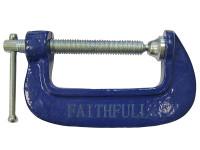 Faithfull FAIHC2 Hobbyists Clamp 50mm (2in)