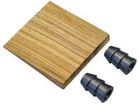Faithfull FAIHW5N Hammer Wedges (2) & Timber Wedge Kit Size 5