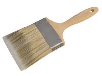 Faithfull FAIPBT4 Tradesman Synthetic Paint Brush 100mm (4in)