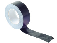Faithfull FAITAPEGAFBK Gaffa Tape 50mm x 50m Black