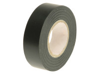 Faithfull FAITAPEPVCBK PVC Electrical Tape Black 19mm x 20m