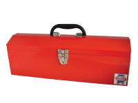 Faithfull FAITBB19 Metal Barn Toolbox + Tote Tray 48cm (19in)
