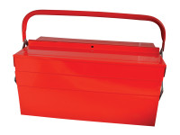 Faithfull FAITBC517 Metal Cantilever Toolbox - 5 Tray 40cm (16in)