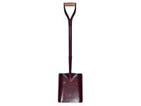 Faithfull FAIASS2MYD All-Steel Square Shovel No.2 MYD