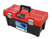 Faithfull FAITB20 Organiser Lid Toolbox 51cm (20in)
