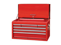Faithfull FAITBCAB6 Toolbox Top Chest Cabinet 6 Drawer
