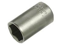 Faithfull FAISOC1215 Hexagon Socket 1/2in Drive 15mm