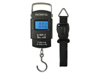 Faithfull FAISCALE50KG Portable Electronic Scale 0-50kg