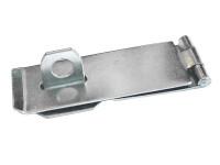 Faithfull FAIPHS75 Zinc Plated Hasp & Staple 75mm