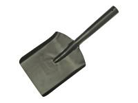 Faithfull FAICOALS6 Coal Shovel One Piece Steel 150mm