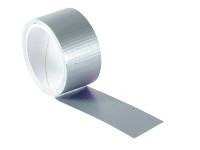 Faithfull FAITAPEPSS Power Stik Waterproof Tape 50mm x 10m Silver
