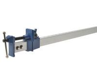 Faithfull FAISCAL48 Aluminium Quick-Action Sash Clamp - 1100mm (44in) Capacity