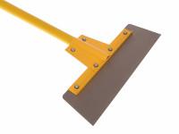 Faithfull FAIFSHD16 Heavy-Duty Fibreglass Handle Floor Scraper 400mm (16in)