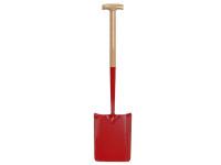 Faithfull FAISST2T Solid Socket Shovel Taper No.2 T Handle
