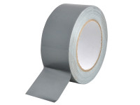 Faithfull FAITAPEGAFHD Heavy-Duty Gaffa Tape 50mm x 25m Silver