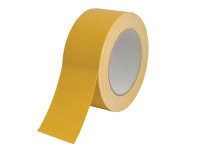 Faithfull FAITAPEDS Double Sided Tape Heavy-Duty 50mm x 25m