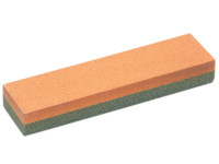 Faithfull FAIOS4C Combination Oilstone Aluminium Oxide 100 x 25 x 12.5mm