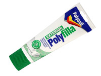 Polycell PLCWF330GS Weatherproof Exterior Filler Tube 330g