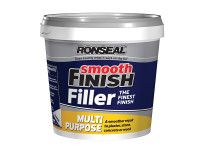 Ronseal RSLMPRMF22KG Smooth Finish Multi Purpose Wall Filler Ready Mixed 2.2kg